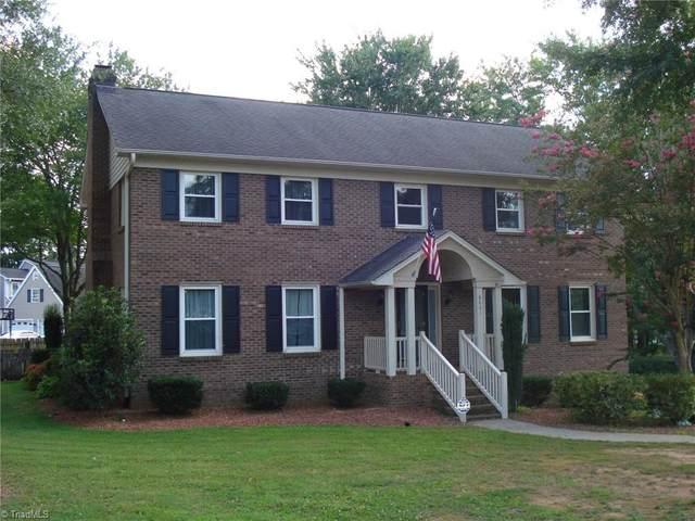 6001 Deer Hunter Lane, Lexington, NC 27295 (MLS #1037421) :: Ward & Ward Properties, LLC