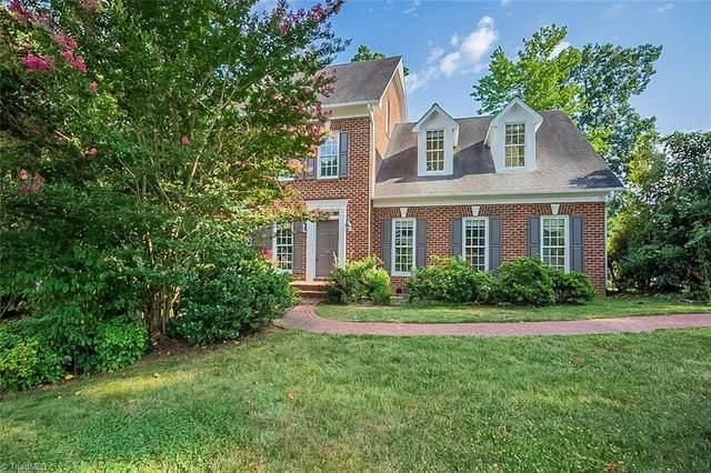 16 Middlefield Court, Greensboro, NC 27455 (MLS #1037519) :: Ward & Ward Properties, LLC