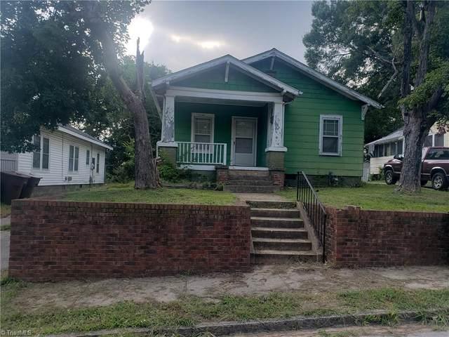 1114 Bellevue Street, Greensboro, NC 27406 (MLS #1037604) :: Ward & Ward Properties, LLC