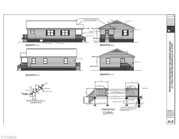 201 Wolf Island Road, Reidsville, NC 27320 (#1037718) :: Premier Realty NC