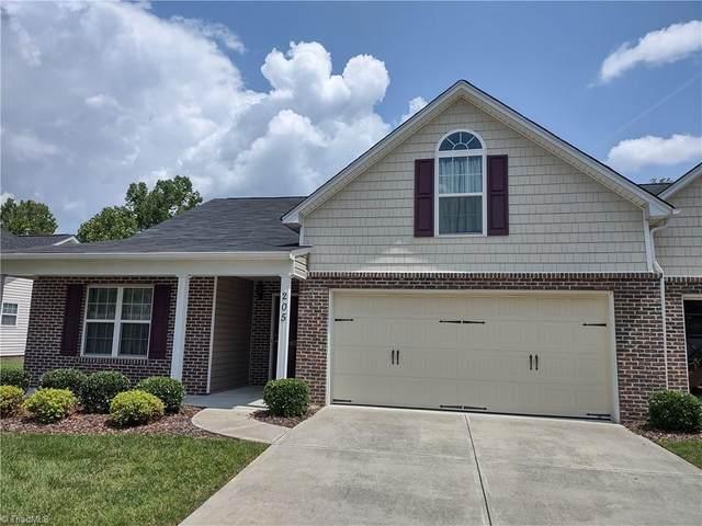 205 Weston Woods Circle, Trinity, NC 27370 (MLS #1037781) :: Ward & Ward Properties, LLC