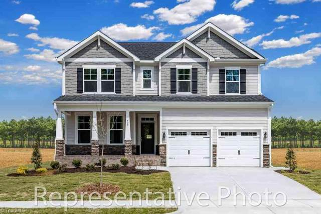 1457 White Lake Drive, Kernersville, NC 27284 (MLS #1037785) :: Team Nicholson