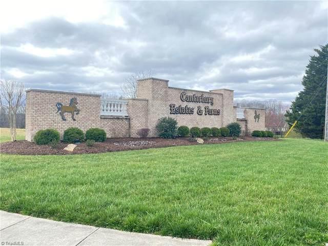 Lot 22 Canterbury Drive, North Wilkesboro, NC 28659 (#1037809) :: Mossy Oak Properties Land and Luxury
