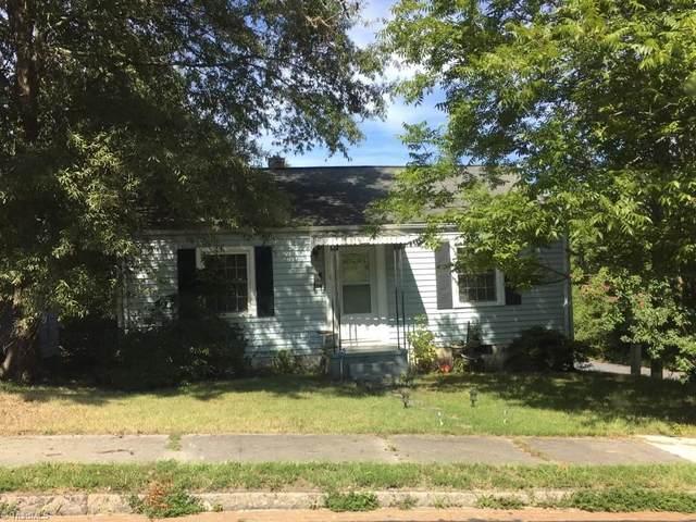 1100 Gregory Street, Greensboro, NC 27403 (MLS #1037895) :: Berkshire Hathaway HomeServices Carolinas Realty
