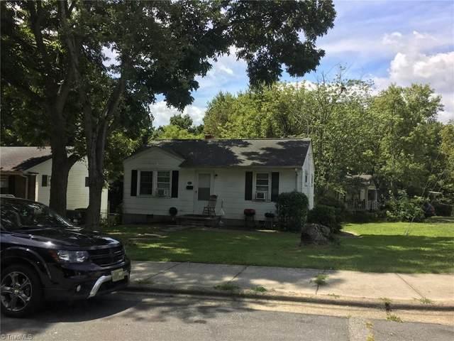 1500 Plymouth Street, Greensboro, NC 27406 (MLS #1037924) :: Berkshire Hathaway HomeServices Carolinas Realty