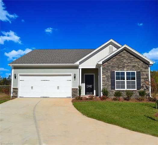 5106 Carol Avenue #14, Greensboro, NC 27406 (#1037958) :: Premier Realty NC