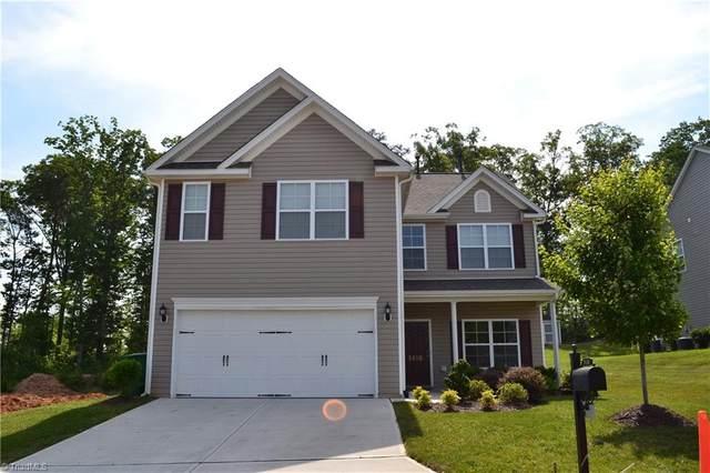 5108 Carol Avenue #13, Greensboro, NC 27406 (#1037963) :: Premier Realty NC
