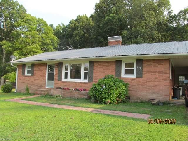 2101 Marion Drive, Lexington, NC 27292 (MLS #1037975) :: Berkshire Hathaway HomeServices Carolinas Realty