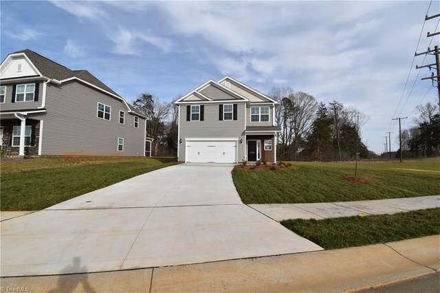 5204 Carol Avenue #10, Greensboro, NC 27406 (#1038000) :: Premier Realty NC