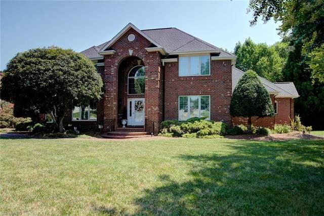 327 Stonewyck Drive, Burlington, NC 27215 (MLS #1038025) :: Ward & Ward Properties, LLC