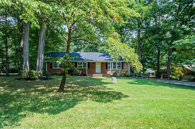 3116 Valhalla Circle, Greensboro, NC 27406 (MLS #1038069) :: Ward & Ward Properties, LLC