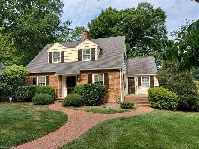 768 Westover Avenue NW, Winston Salem, NC 27104 (MLS #1038108) :: Ward & Ward Properties, LLC