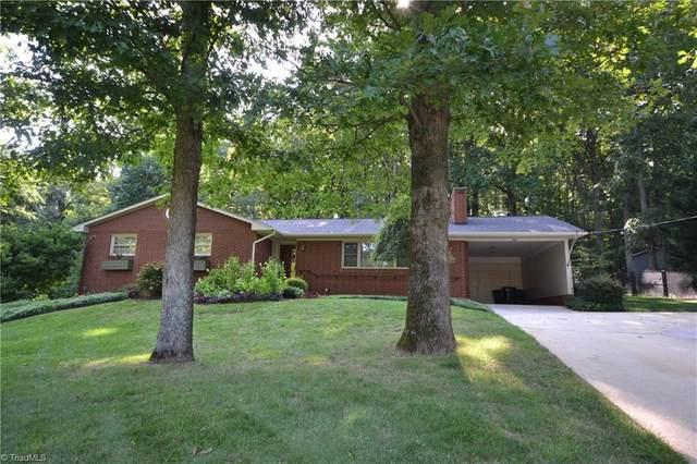 559 Inwood Road, Asheboro, NC 27205 (MLS #1038164) :: Ward & Ward Properties, LLC