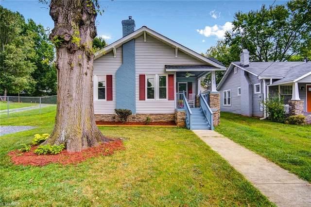 2435 Lomond Street, Winston Salem, NC 27127 (#1038279) :: Premier Realty NC