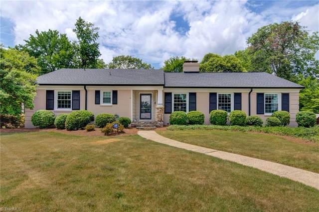 1815 Huntington Road, Greensboro, NC 27408 (MLS #1038293) :: Berkshire Hathaway HomeServices Carolinas Realty