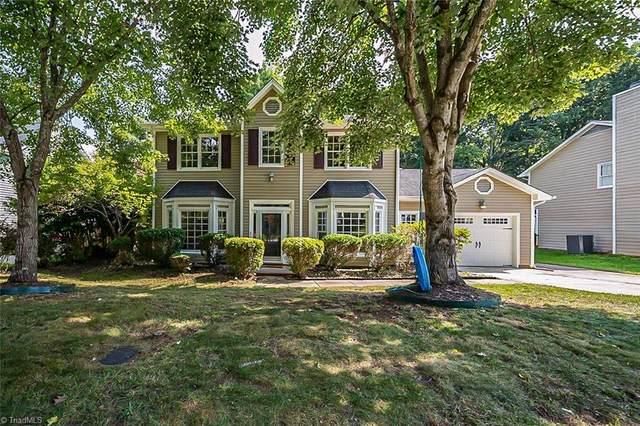 3613 Cardinal Ridge Drive, Greensboro, NC 27410 (MLS #1038329) :: Ward & Ward Properties, LLC