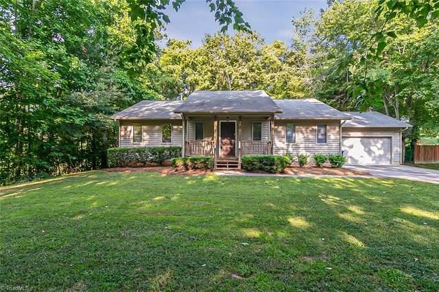 3060 Carrollwood Drive, Winston Salem, NC 27103 (#1038375) :: Mossy Oak Properties Land and Luxury
