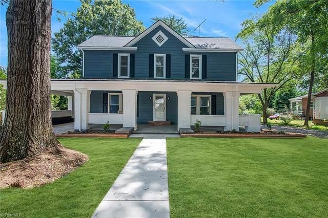 910 Ellett Avenue, Eden, NC 27288 (MLS #1038377) :: Ward & Ward Properties, LLC