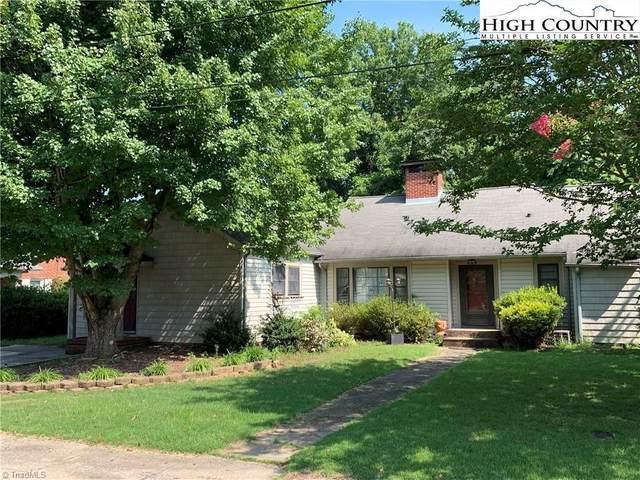 325 Hillcrest Drive, Wilkesboro, NC 28697 (MLS #1038451) :: Ward & Ward Properties, LLC