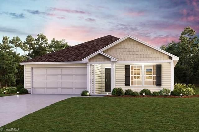 7402 Humble Farm Drive, Liberty, NC 27298 (MLS #1038484) :: Ward & Ward Properties, LLC