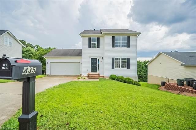 435 Old Wood Lane, Kernersville, NC 27284 (MLS #1038522) :: Ward & Ward Properties, LLC
