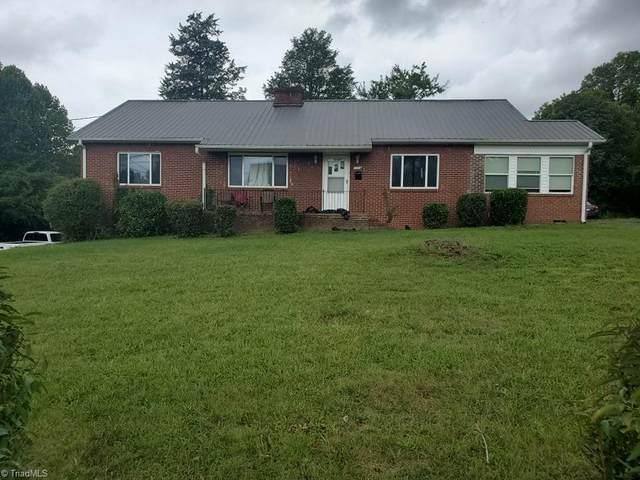 3508 N Cherry Street, Winston Salem, NC 27106 (MLS #1038556) :: Ward & Ward Properties, LLC