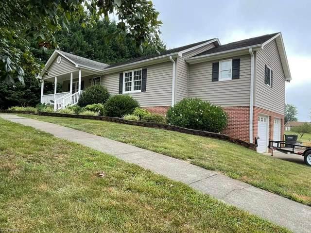 1025 Evergreen Lane, King, NC 27021 (MLS #1038681) :: Berkshire Hathaway HomeServices Carolinas Realty