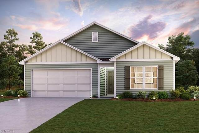 7412 Ferguson Creek Drive, Liberty, NC 27298 (MLS #1038718) :: Ward & Ward Properties, LLC