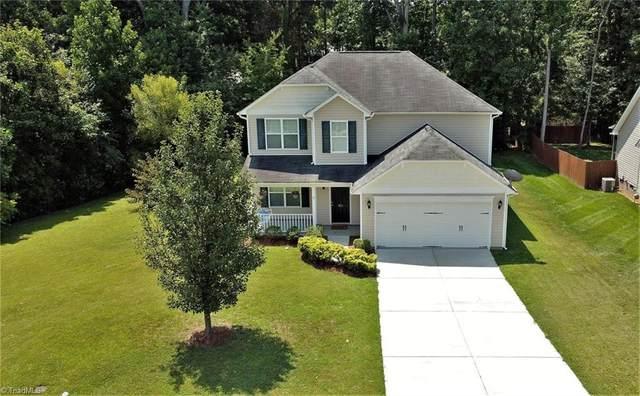 824 Leach Avenue, Thomasville, NC 27360 (#1038772) :: Premier Realty NC