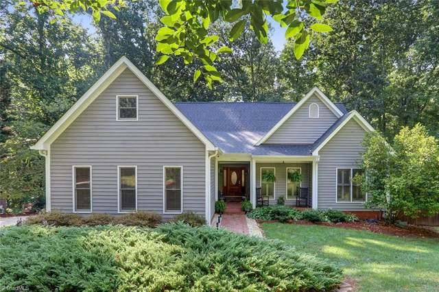 5506 Faye Drive, Greensboro, NC 27410 (MLS #1038811) :: Ward & Ward Properties, LLC