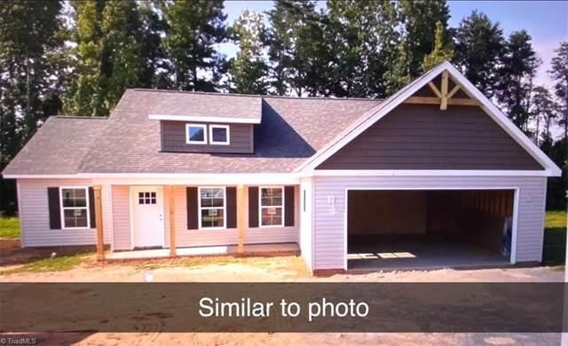 152 Tristan Meadows Lane, Lexington, NC 27292 (MLS #1038823) :: Ward & Ward Properties, LLC