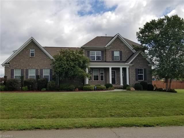 3407 Garrick Trace, Browns Summit, NC 27214 (MLS #1038824) :: Ward & Ward Properties, LLC