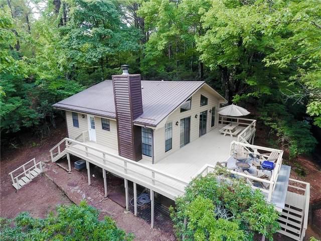 284 Grindstone Lane, Millers Creek, NC 28651 (MLS #1038883) :: Ward & Ward Properties, LLC