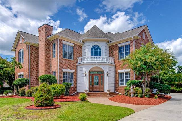 4712 Jefferson Wood Court, Greensboro, NC 27410 (MLS #1038926) :: Hillcrest Realty Group