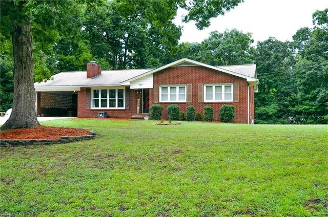 410 Queens Drive, Lexington, NC 27292 (MLS #1039081) :: Ward & Ward Properties, LLC