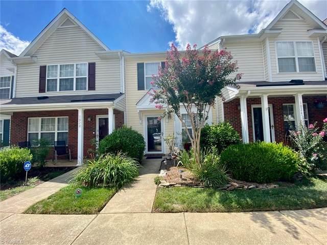 1026 Oak Blossom Way, Whitsett, NC 27377 (MLS #1039115) :: Berkshire Hathaway HomeServices Carolinas Realty