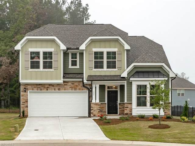 816 Knotty Pine Drive, Mebane, NC 27302 (#1039225) :: Premier Realty NC