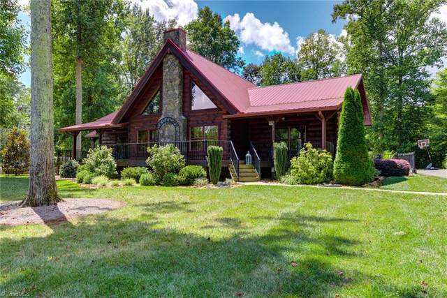 303 Lakeview Road, Mocksville, NC 27028 (#1039240) :: Premier Realty NC