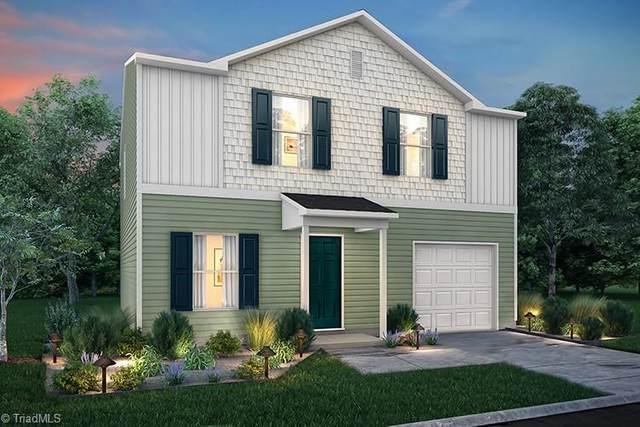 413 Wedgewood Drive, Lexington, NC 27292 (MLS #1039270) :: Team Nicholson