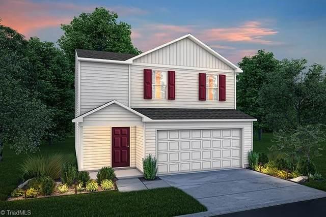 1601 Bobwhite Lane, Asheboro, NC 27203 (MLS #1039279) :: Ward & Ward Properties, LLC