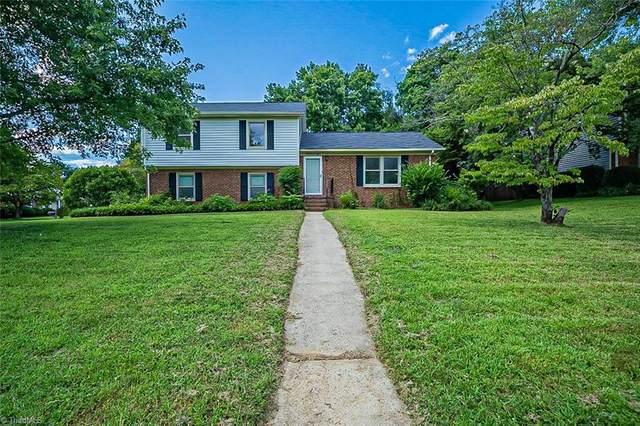 6108 Arcadia Drive, Greensboro, NC 27410 (#1039284) :: Premier Realty NC