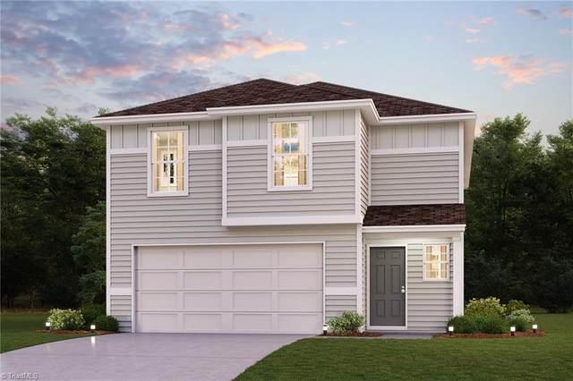 464 Waterview Court, Asheboro, NC 27203 (MLS #1039286) :: Ward & Ward Properties, LLC