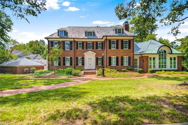 815 Woodland Drive, Greensboro, NC 27408 (MLS #1039298) :: Berkshire Hathaway HomeServices Carolinas Realty