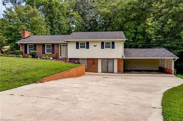 3 Colonial Drive, Lexington, NC 27292 (MLS #1039399) :: Ward & Ward Properties, LLC