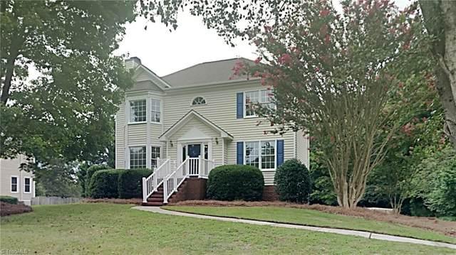 7504 Harpers Crossing Lane, Clemmons, NC 27012 (MLS #1039418) :: Ward & Ward Properties, LLC