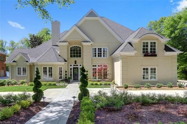 16 Loch Ridge Drive, Greensboro, NC 27408 (MLS #1039508) :: Berkshire Hathaway HomeServices Carolinas Realty