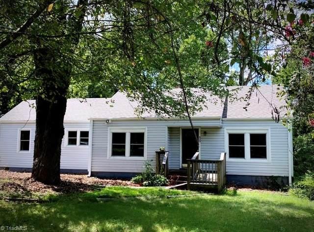 820 Mark Street, High Point, NC 27260 (MLS #1039551) :: Ward & Ward Properties, LLC