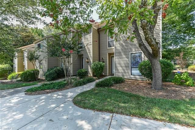 307 Village Lane D, Greensboro, NC 27409 (MLS #1039609) :: Ward & Ward Properties, LLC