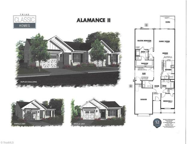 816 Sagemount Street, Jamestown, NC 27282 (MLS #1039611) :: Ward & Ward Properties, LLC