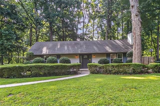 229 Creekwood Drive, Advance, NC 27006 (MLS #1039692) :: Ward & Ward Properties, LLC